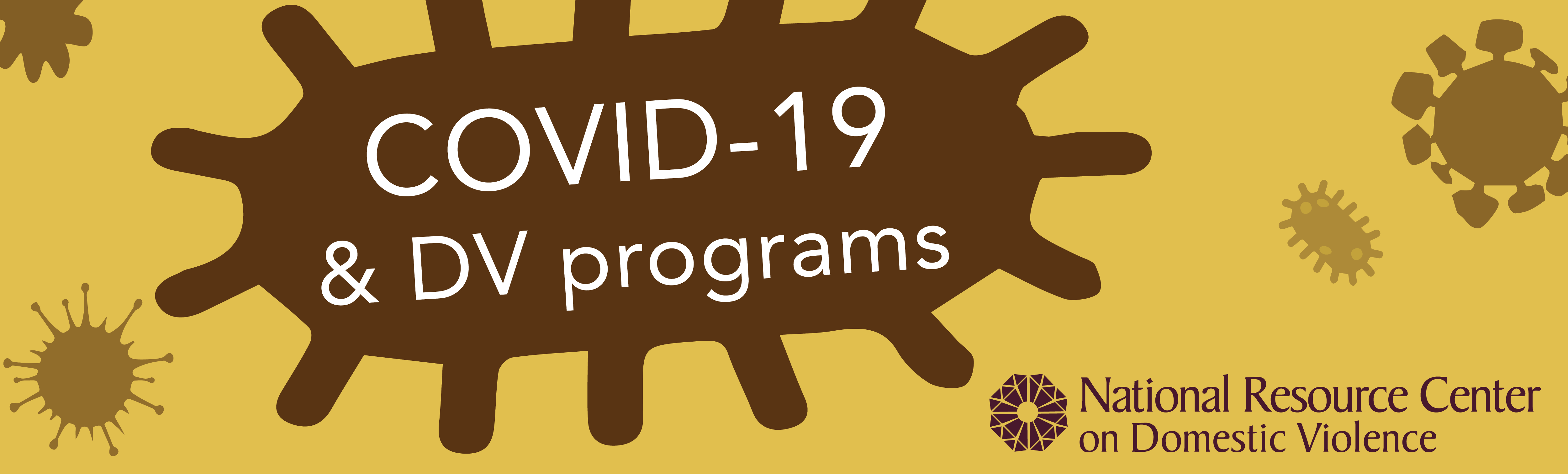 COVID-19 and DV Programs