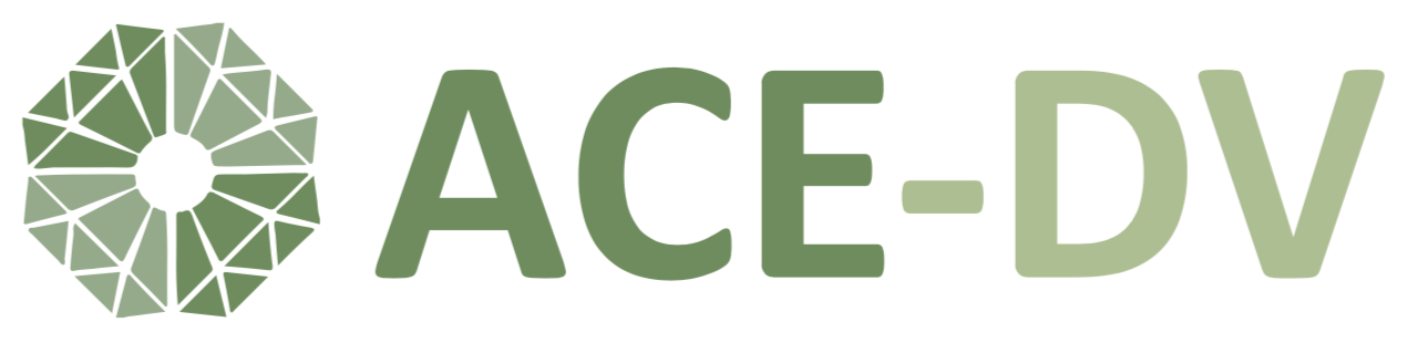 Logo for ACE-DV project