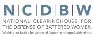National Clearinghouse for the Defense of Battered Women logo