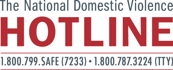National Domestic Violence Hotline logo