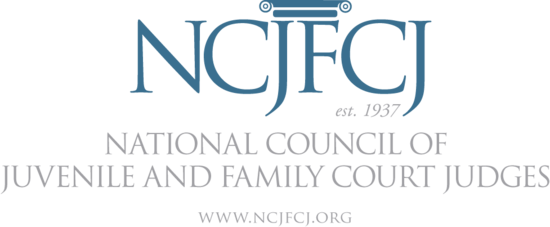 National Council on Juvenile & Family Court Judges logo